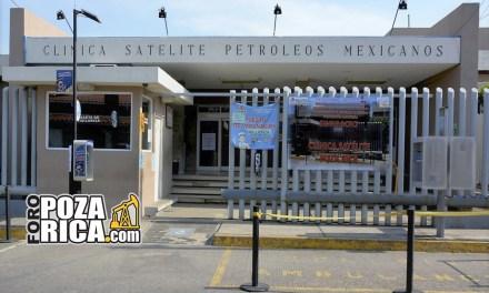 Pemex capacita al personal de la Clínica Satélite con simulacro