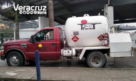 Detectan irregularidades en Pipa de Gas