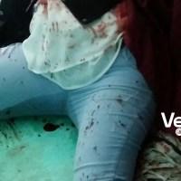 Feminicidio: El primero del estado en Tuxpan, Veracruz