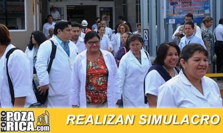 Promueve Pemex capacitación para el personal de la Clínica Satélite