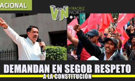 Demandan en SEGOB respeto a la Constitución y que se autorice Estadio para 45 Aniversario