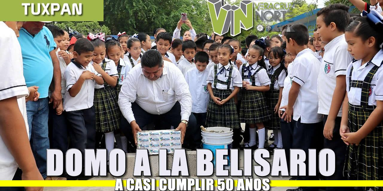 Domo a la Belisario Domínguez a casi de cumplir 50 años