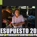 Presupuesto 2020, ¿contra la pobreza o contra los pobres?