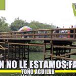 A Tuxpan no le estamos fallando: Toño Aguilar