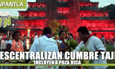 Descentralizan Cumbre Tajín