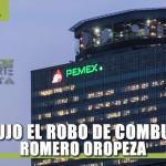 En un año, el robo de combustible se redujo en un 91%: Romero Oropeza