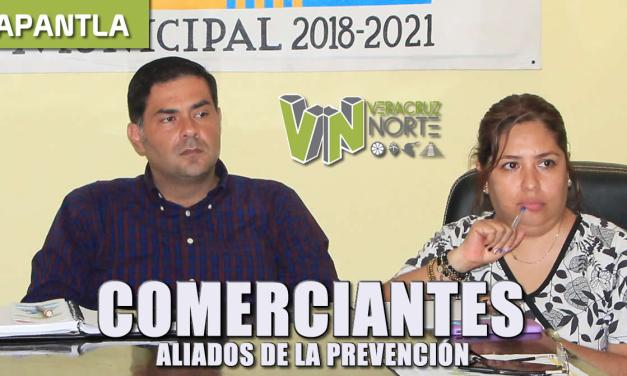 COMERCIANTES ALIADOS DE LA PREVENCIÓN