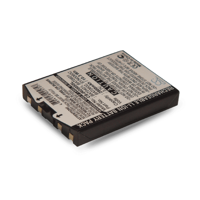 Rechargeable Lion Battery 2800mAh for Iridium