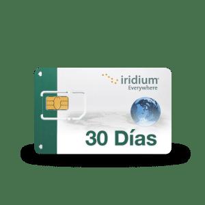 Iridium everywhere 30