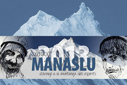 Manaslu Expedition filmmaker & mountaineer ,experiences in Himalayas