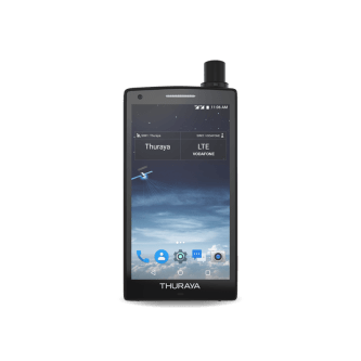 THURAYA X5-TOUCH frontal