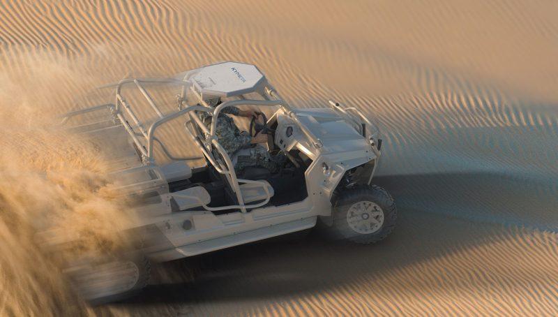 kymeta desert 4x4