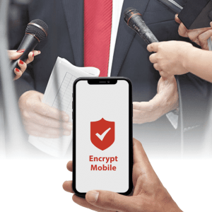 Solutions mobiles cryptées