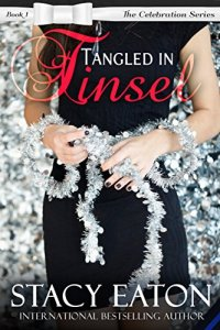 Tangled In Tinsel by Stacy Eaton, cover