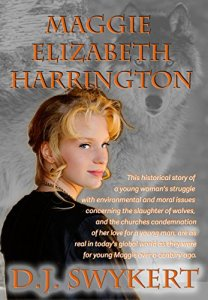 Maggie Elizabeth Harrington by D J. Skwykert
