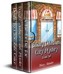 Bakery Detectives Cozy Mystery Boxed Set by Stacey Alabaster