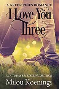 I love You Three by Milou Koenings