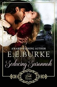 Seducing Susannah, cover jpeg