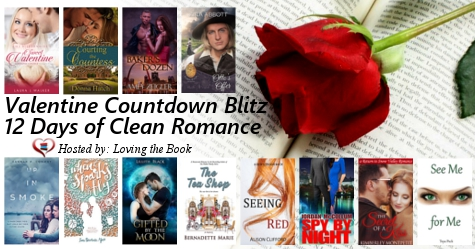 Valentine Countdown Blitz With Rafflecopter Giveaway Beginning 1-29-18