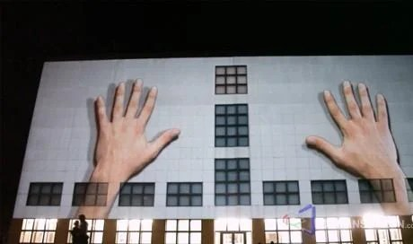 urbanscreen-3d-projection
