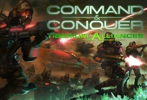Command & Conquer Tiberium Alliances: jugando desde el explorador Chrome