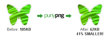 Punypng reducir imágnes