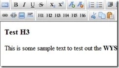 html editor area jhtmlarea