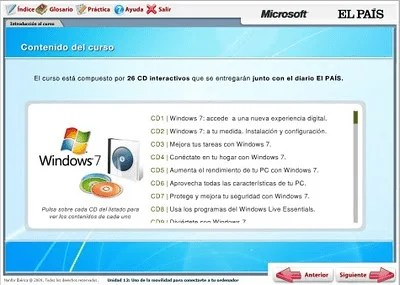 Curso Práctico Windows 7