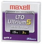 Maxell Cinta Magnética LTO Ultrium 5
