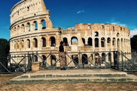 rome travel blogger