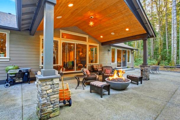 4 patio roof designing ideas verbal
