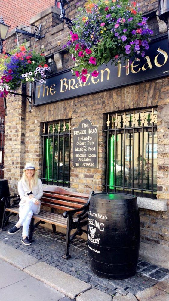 Dublin Ireland travel blog travel blogger itinerary Irish