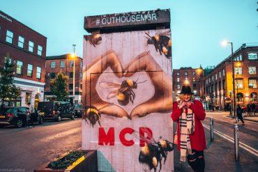 Manchester travel blogger city guide MCR
