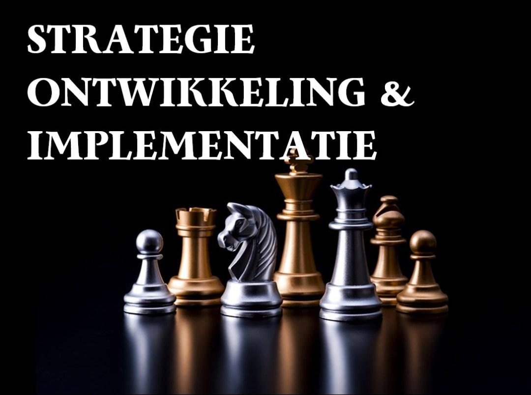 Verbeterdezaak strategie ontwikkeling en implementatie Innovatie met advies, trainingen, workshops, begeleiding & tools