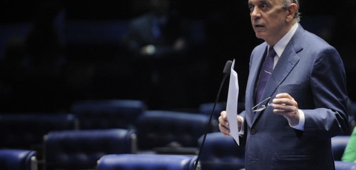 Aposentadoria Compulsória Senador José Serra