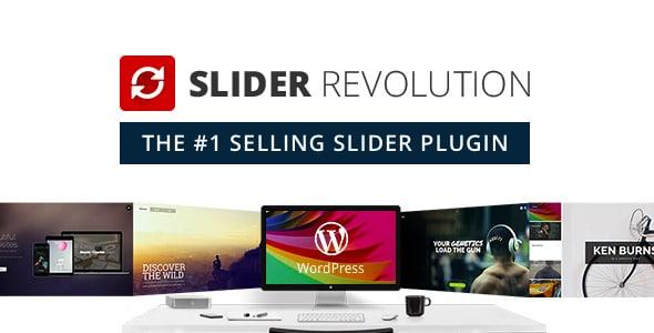 Plugin Slider revolution