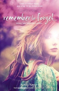 Remember to Forget by Ashley Royer: A Unique Bookish Portrayal of Depression