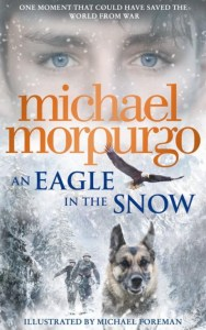 Eagles in the Snow and Travelling Through Dimensions: TBH, They're Not Really All That Similar, But I Happened To Read Them Around the Same Time. So.