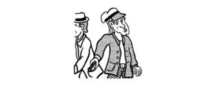 Taschendiebe Symbolbild