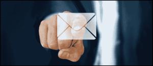 Computer E-Mail Symbolbild