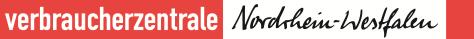 Logo Verbraucherzentrale Nordrhein-Westfalen