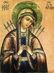mother of sorrows