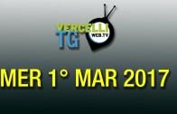 TG – Mer 1° Mar 2017