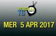 TG – Mer 5 Apr 2017