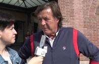 Adriano Panatta a Vercelli