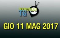 TG – Gio 11 Mag 2017