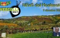 NEWS dal Monferrato – 9 dicembre 2017