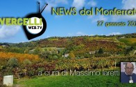 NEWS dal Monferrato – 27 gennaio 2018