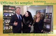 OFFICINA DEI SEMPLICI, Vercelli con GIORGIO MANETTI