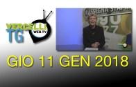 TG – Gio 11 Gen 2018
